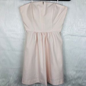 Weddington Way Light Pink Strapless Dress
